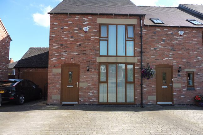 3 bed semi-detached house for sale in Longlands Lane, Findern, Derby