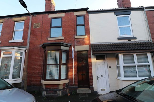 Thumbnail Terraced house to rent in Pym Road, Mexborough, Rotherham