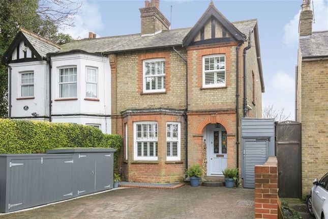 4 bed semi-detached house for sale in Farquhar Street, Bengeo, Herts SG14