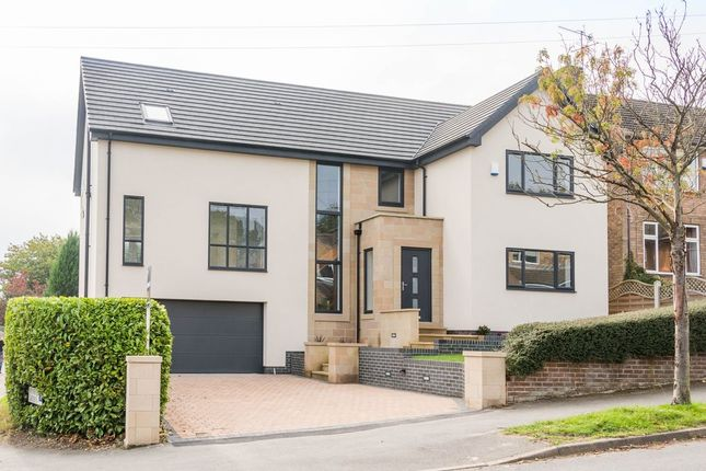 Thumbnail Detached house for sale in Bushey Wood Road, Dore, Sheffield