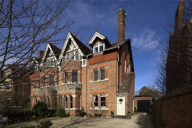 Thumbnail Flat for sale in Bardwell Road, Oxford