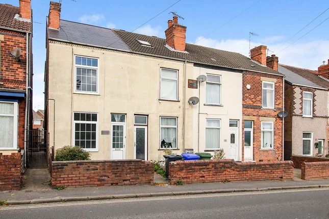 2 bed terraced house to rent in Derby Road, Chesterfield, Derbyshire S40
