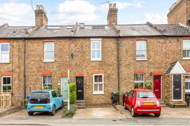 3 bed terraced house for sale in St. Leonards Road, Windsor, Berkshire SL4
