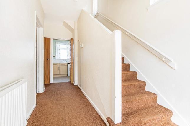 Hallway of Endrick Drive, Paisley, Renfrewshire, . PA1