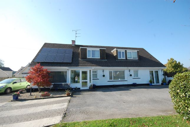 Thumbnail Detached bungalow for sale in Morella, Wooden, Saundersfoot