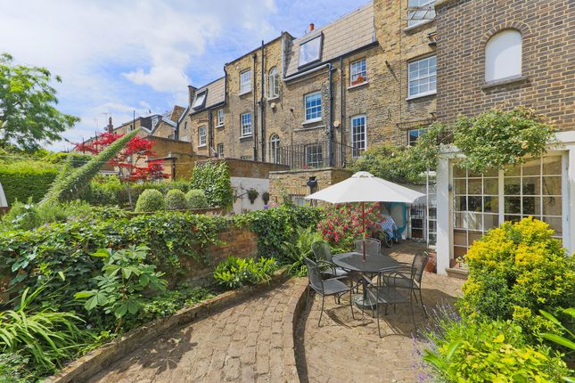 Thumbnail Town house for sale in Sudeley Street, London