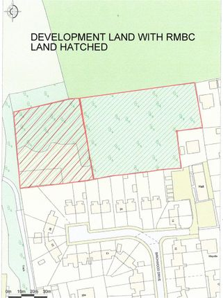 Thumbnail Land for sale in Potential Development Site, Allott Close, Ravenfield, Rotherham