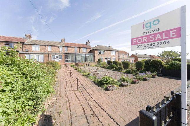 3 bed terraced house for sale in Wear Terrace, Easington, Peterlee SR8