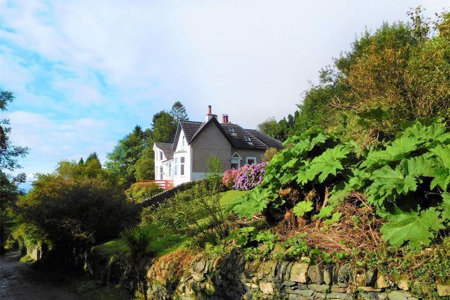 Thumbnail End terrace house for sale in 16 Newton Road, Innellan, Dunoon