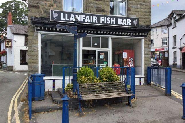 Restaurant/cafe for sale in Bridge Street, Llanfair Caereinion, Welshpool