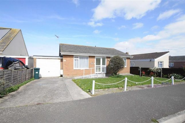 Thumbnail Detached bungalow for sale in West Park Road, Bude, Cornwall