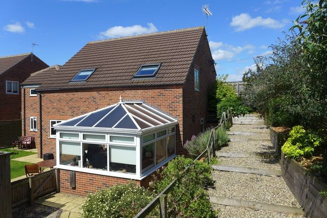 Thumbnail Detached house for sale in Clotherholme Road, Ripon
