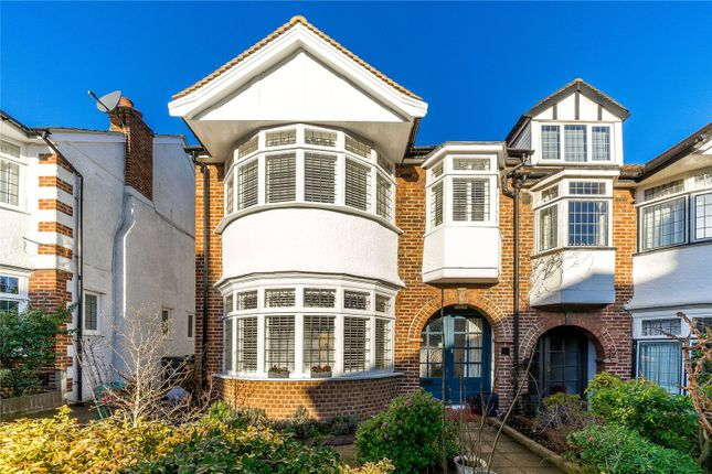 Thumbnail Semi-detached house for sale in Palace Court Gardens, London