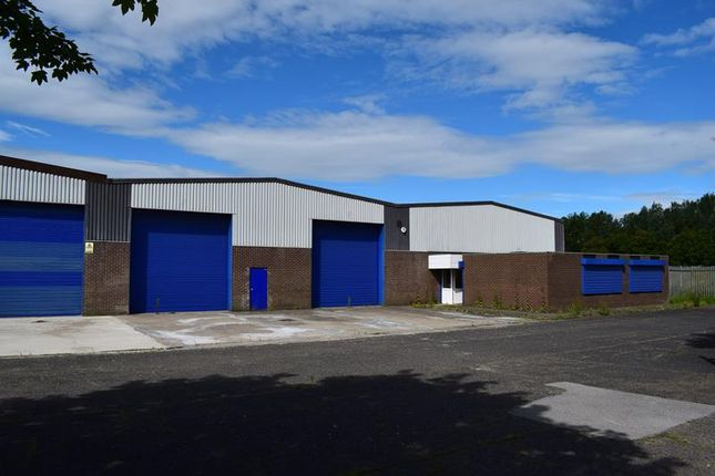 Thumbnail Light industrial to let in Unit 12d, Bowburn South Industrial Estate, Bowburn, Durham