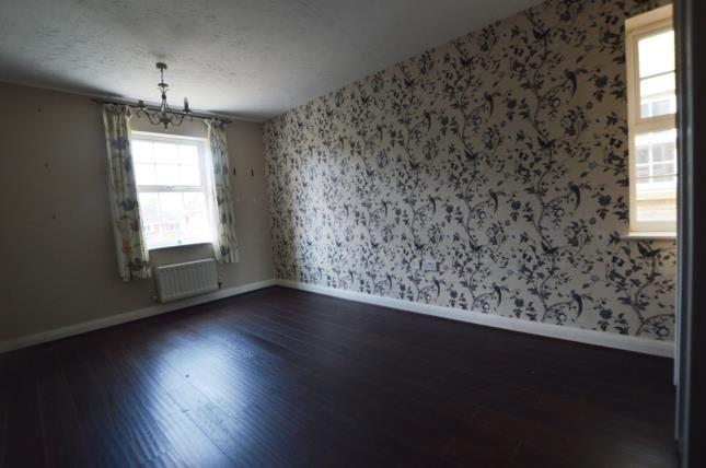 Master Bedroom of The Ridings, Grange Park, Northampton, Northamptonshire NN4