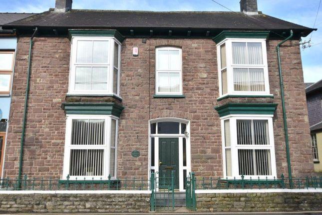 Thumbnail Town house for sale in Stryd Yr Eglwys, Llandysul, 4Qs