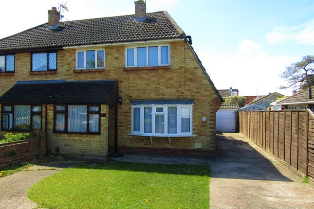 Thumbnail Semi-detached house to rent in Esher Grove, Waterlooville, Hampshire