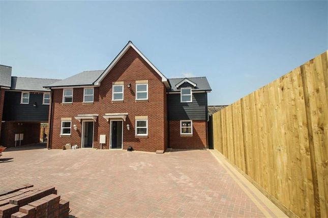 Thumbnail Semi-detached house for sale in Northbourne Road, Clacton-On-Sea