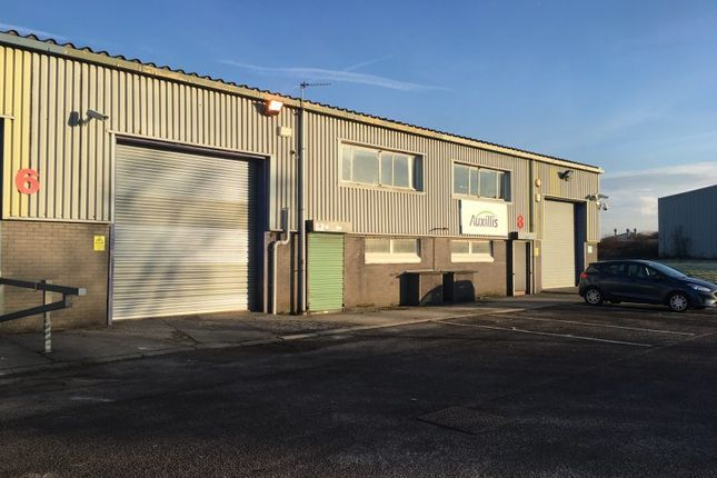 Thumbnail Industrial to let in Unit 8 Kestrel Close, Bridgend Industrial Estate, Bridgend, 3Rw