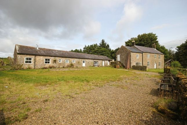 Thumbnail Detached house for sale in Bardon Mill, Hexham