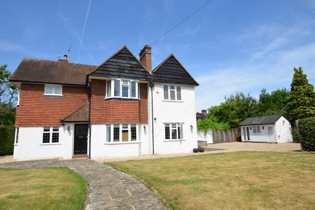 Thumbnail Link-detached house for sale in King Edwards Road, Ruislip