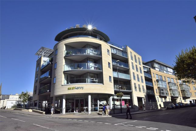 Thumbnail Flat for sale in North Contemporis, 20 Merchants Road, Clifton, Bristol