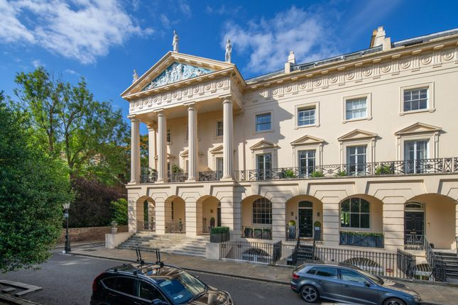 Thumbnail Property for sale in Hanover Terrace, London