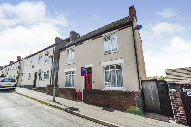 Thumbnail Detached house for sale in Hatherton Street, Cheslyn Hay, Walsall
