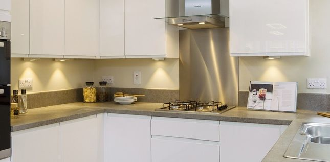 """3 bedroom flat for sale in """"Harlington House"""" at Beatrice Place, Fairfield, Hitchin"""