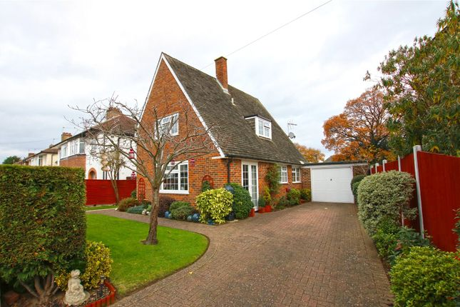 Thumbnail Detached house for sale in New Haw, Addlestone, Surrey