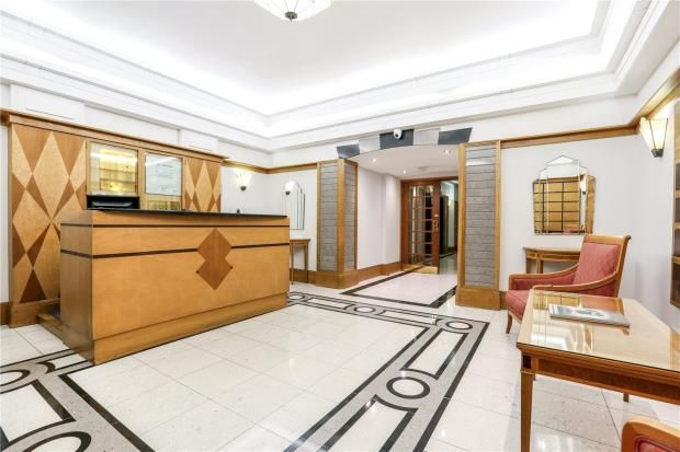 Concierge of New Hereford House, 129 Park Street, Mayfair, London W1K
