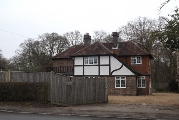 Thumbnail Property to rent in Cross In Hand, Heathfield