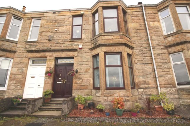 Thumbnail Terraced house for sale in Barr's Brae, Port Glasgow