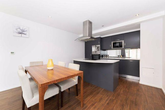 2 bed flat for sale in Western Gateway, London E16