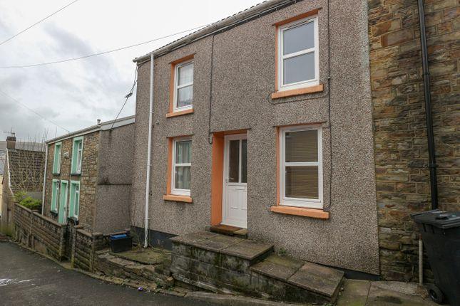 Thumbnail End terrace house for sale in Mount Street, The Quar, Merthyr Tydfil