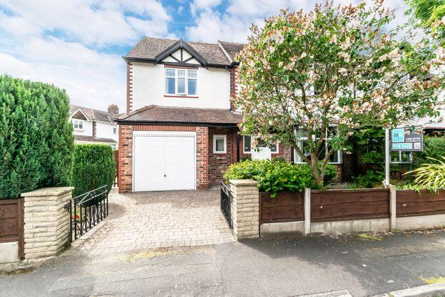 Front of Norcott Avenue, Stockton Heath, Warrington WA4