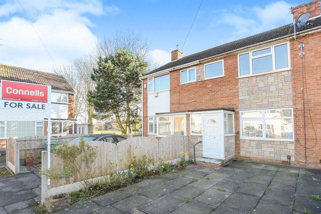Thumbnail Terraced house for sale in Talbot Road, Blakenhall, Wolverhampton