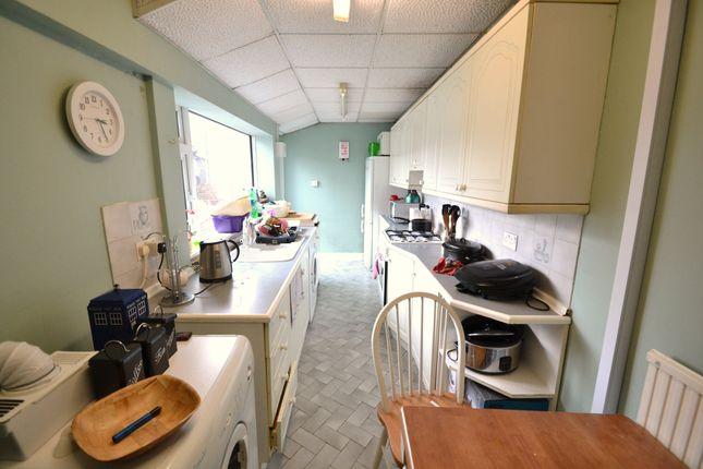 Kitchen of Gelligaer Gardens, Cathays, Cardiff CF24