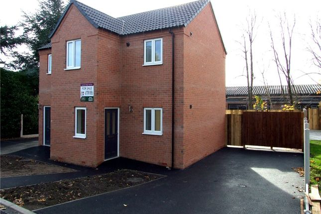 Thumbnail Flat for sale in Plot 2, Peach Street, Heanor