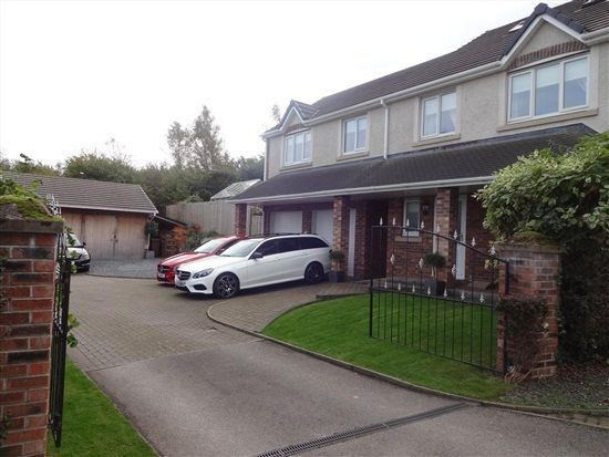 Thumbnail Property for sale in Stoneham Close, Barrow In Furness