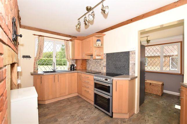 Thumbnail Detached bungalow for sale in Hogbarn Lane, Harrietsham, Maidstone, Kent