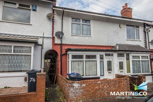 Terraced house for sale in Bowden Road, Smethwick