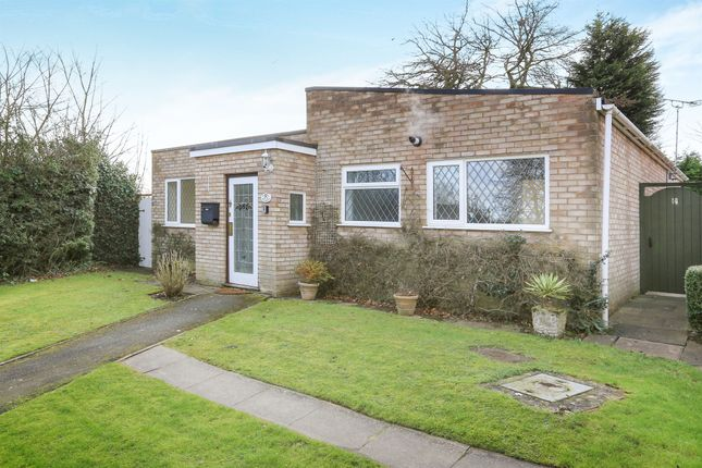 Thumbnail Detached bungalow for sale in High Meadows, Compton, Wolverhampton