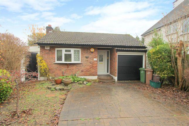 Thumbnail Detached bungalow for sale in Park Hill Road, Wallington
