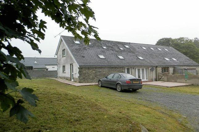 Thumbnail Semi-detached house for sale in Barn Hill Lane, New Inn, Pencader