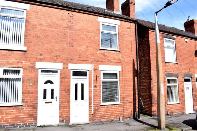 Thumbnail End terrace house to rent in Springfield Gardens, Ilkeston, Derbyshire