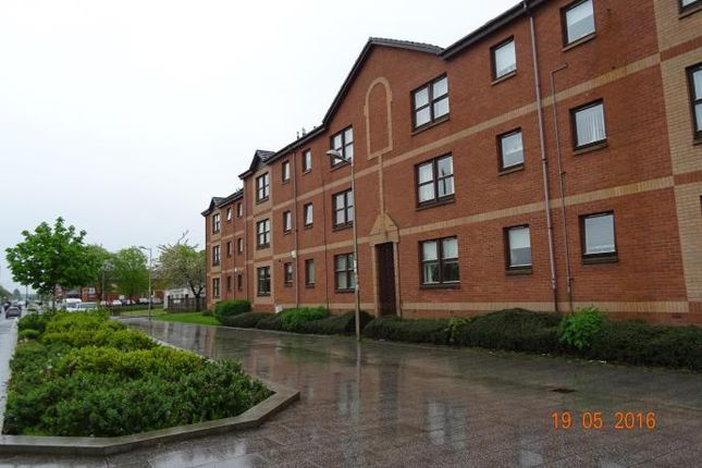 Thumbnail Flat to rent in Academy Terrace, Bellshill