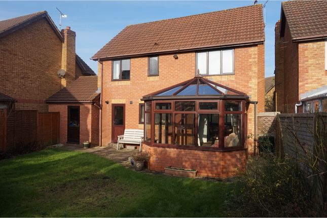 Thumbnail Detached house for sale in Park Road, Congresbury