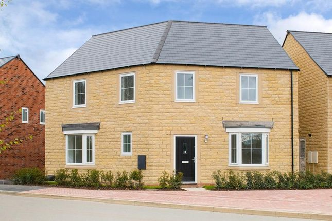 """Thumbnail Semi-detached house for sale in """"Billington"""" at Mitton Road, Whalley, Clitheroe"""