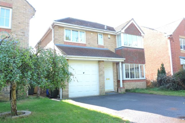 Thumbnail Property to rent in Germander Way, Bicester